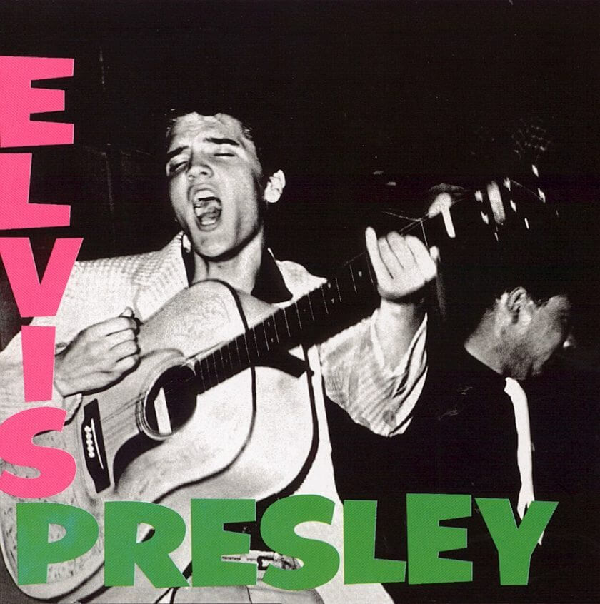 Elvis-Presley-Album-debut-cover