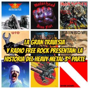 La historia del hevy metal tercera parte la gran travesia