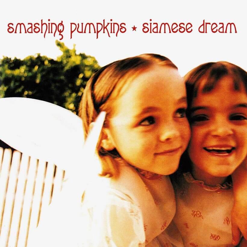 Smashig Pumpkins Siamese Dream Album Cover