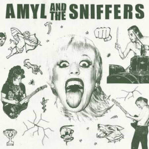 amyl and the sniffers album 2019