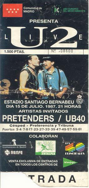 entrada-u2-madrid-15-julio-1987