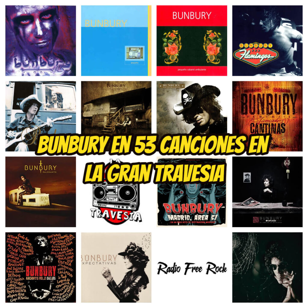 Enrique Bunbury la gran travesia