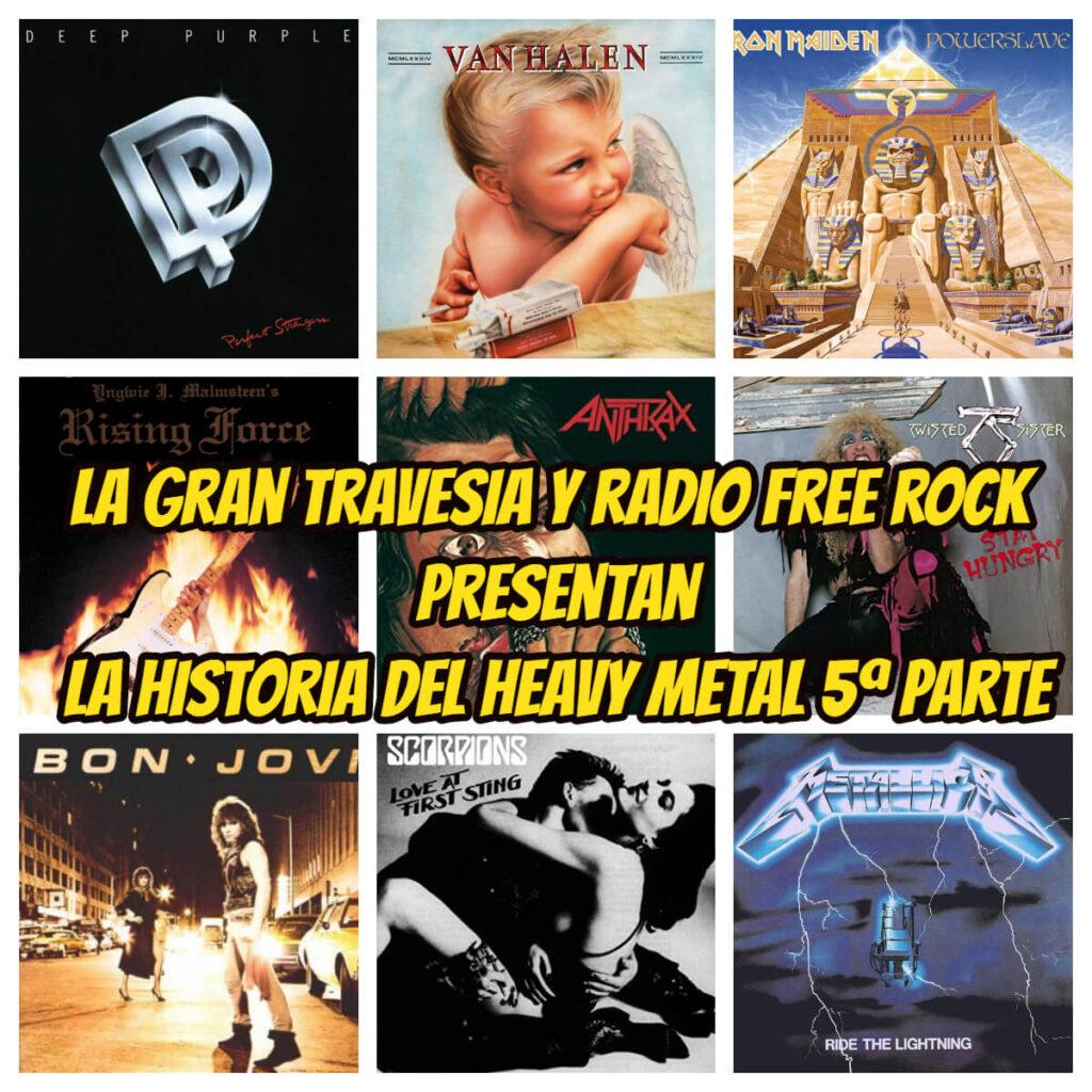 historia del heavy metal 5 parte