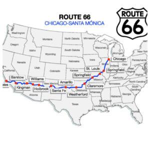 ruta 66 el mejor rock americano la gran travesia radio free rock