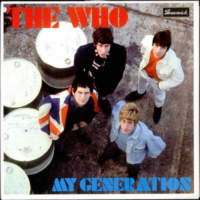 The-Who-My-Generation-1965-Radio-Free-Rock-La-Gran Travesia