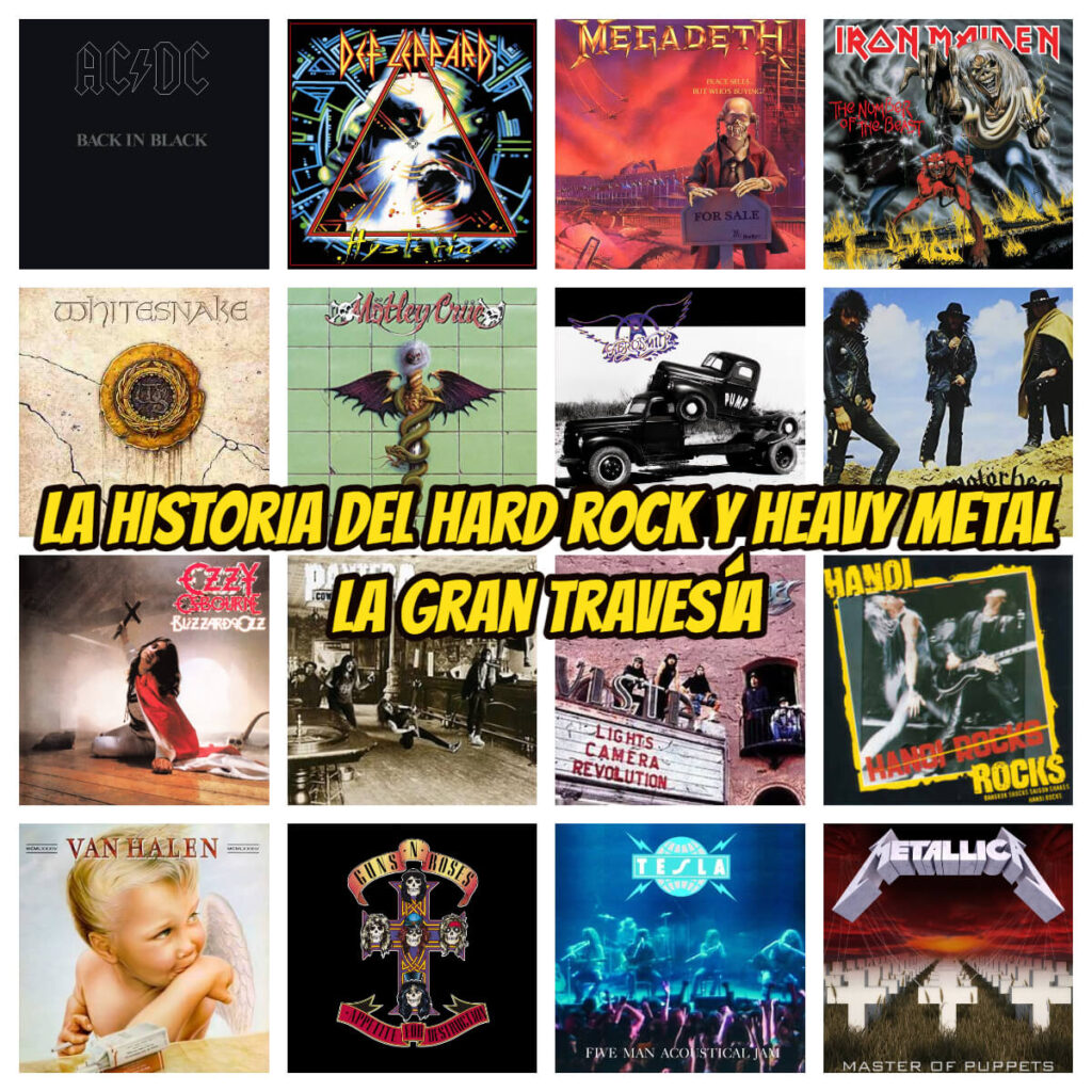 4 la historia del hard rock heavy metal la gran travesia radio free rock