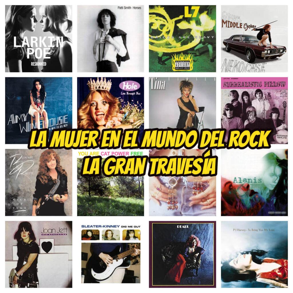 5 la mujer en el mundo del rock la gran travesia radio free rock