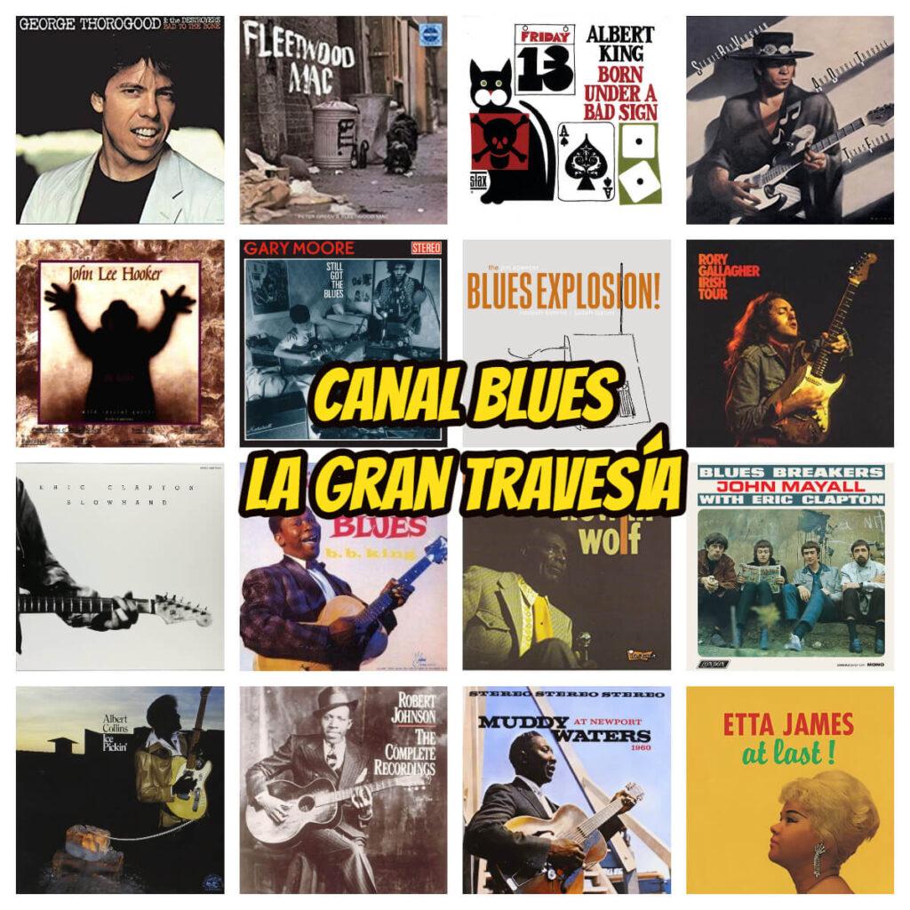 6 canal blues la gran travesia radio free rock