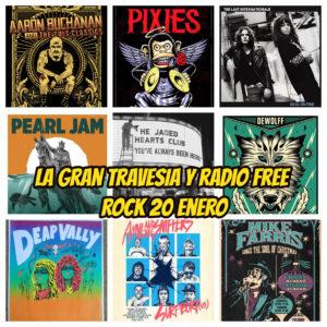 la gran travesia 20 enero radio free rock