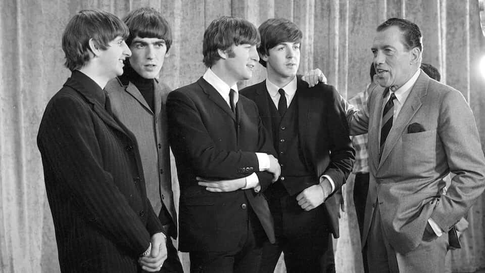 Beatles-Ed-Sullivan-radio-free-rock-la-gran-travesia
