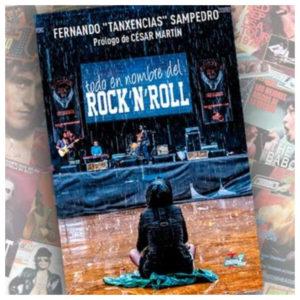 todo en el nombre del rock and roll fernando tanxencias la gran travesia radio free rock