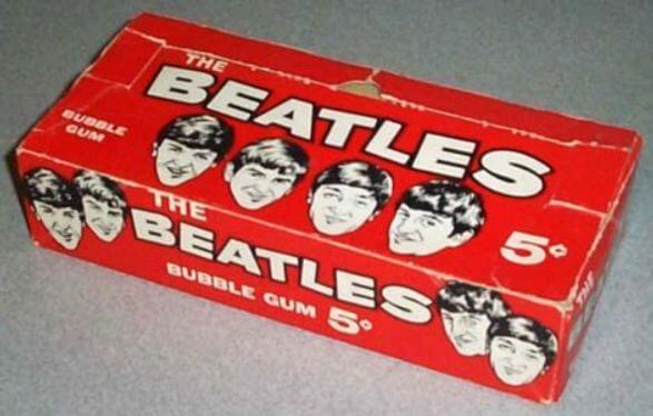 beatles chicles bubble gum na gran travesia radio free rock